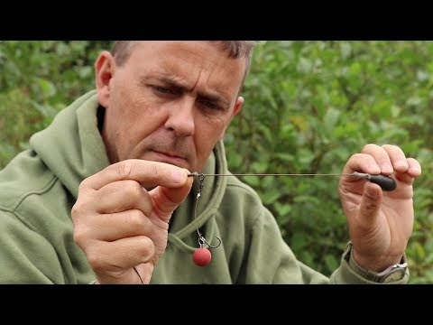 Nigel Sharp Talks Chod Rigs
