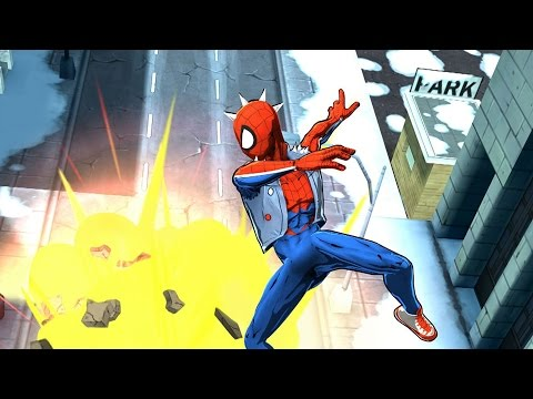 Spider-Punk is Coming to Spider-Man Unlimited