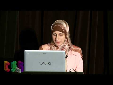 Sara Soueidan: Styling and Animating Scalable Vector Graphics with CSS [CSSConfUS2014]
