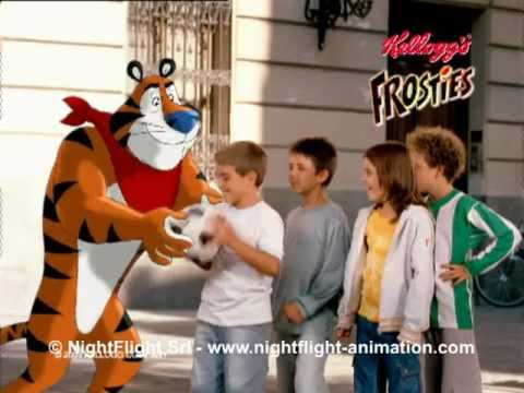 Frosties Football Commercial - YouTube