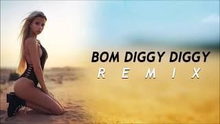 Bom Diggy Diggy (Remix) - DJ Shireen | Latest Hindi Remix Song