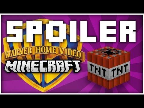 Minecraft SPOILER - Minecraft La Película...
