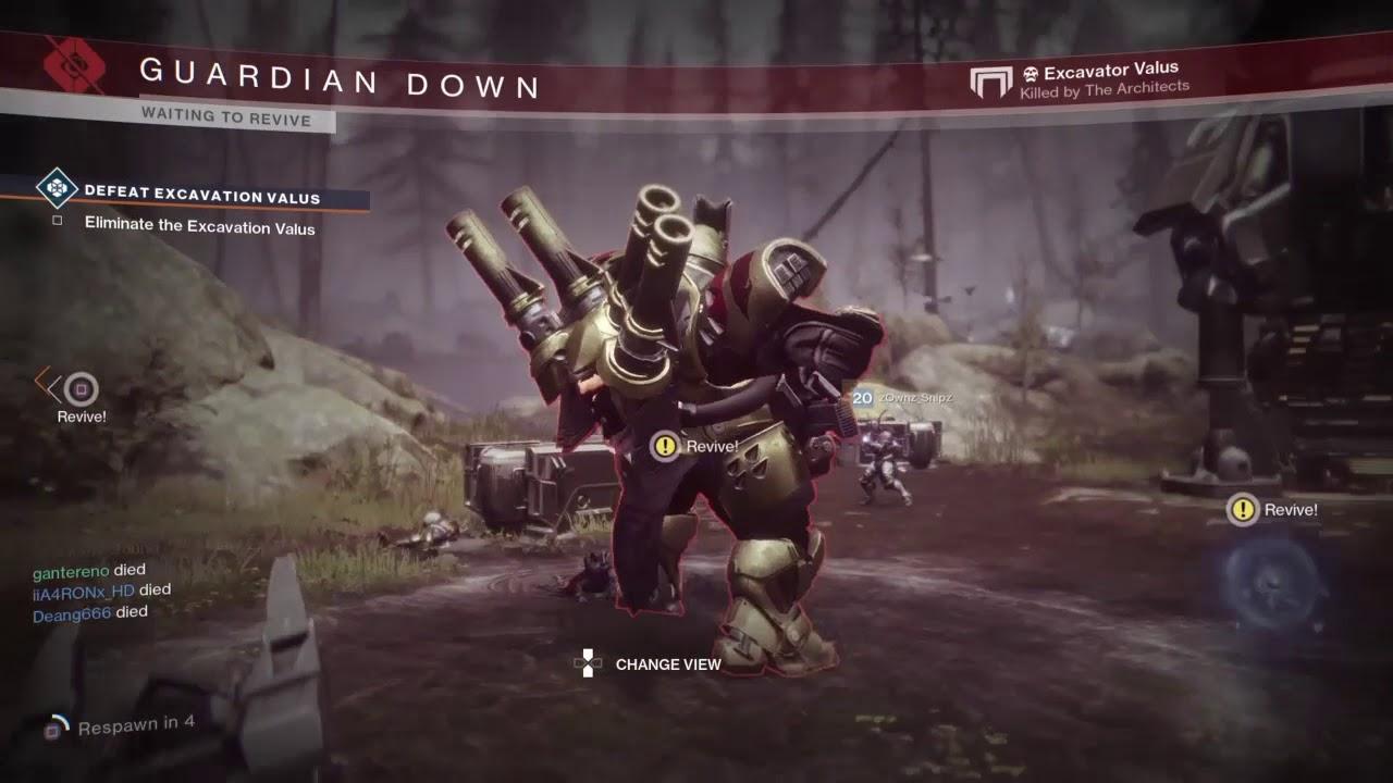 Destiny matchmaking down