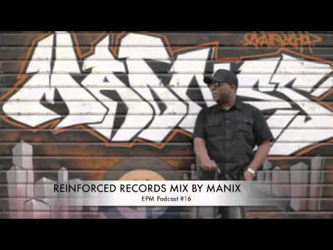 EPM Podcast #16 | REINFORCED RECORDS MIX BY MANIX