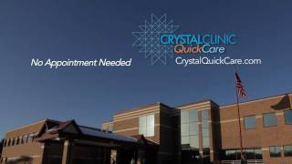 Crystal Clinic Quick Care Ortho Conditions