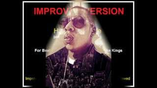 Jay-Z - Hard Knock Life Instrumental (w.Hook -IMPROVED)