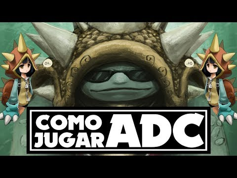 COMO JUGAR ADC | League of Legends thumbnail