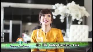 Tidak semua ibadah menyenangkan hati tuhan - DR EV Indri Pardede Aria