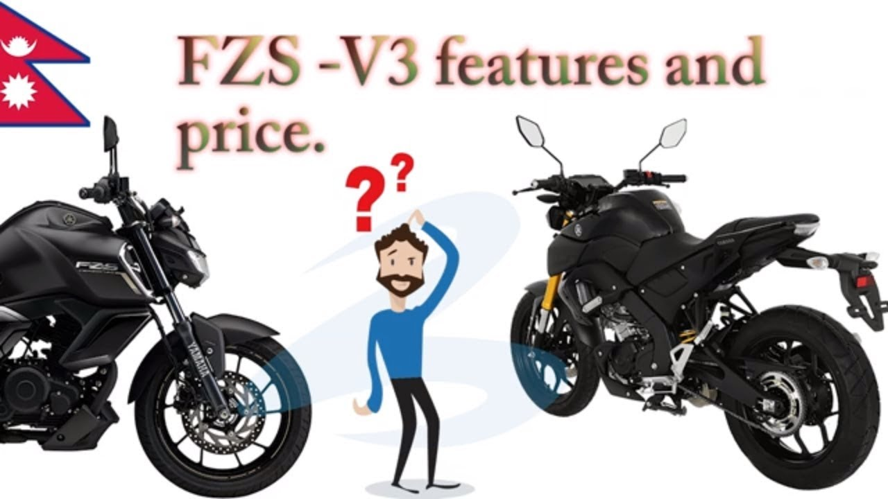 2019 Fzs V3 Abs Fzs V3 Features And Price Yamaha Nepal Fz V3