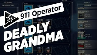 deadly grandma 911 operator game and let s play