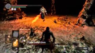 Dark Souls | A Belmont Defeats Dracula | BlankTriggerGamers