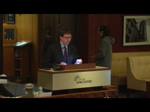 City Finance and Services, 2016-03-09