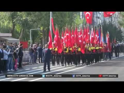 Turkey marks 93rd anniversary of Republic Day amid high security
