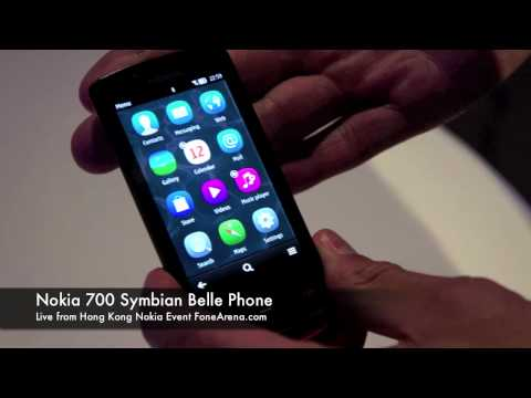 Nokia 700 Symbian Belle Phone