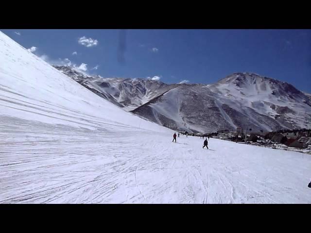 Las leñas 2011 - Esquiando en Venus