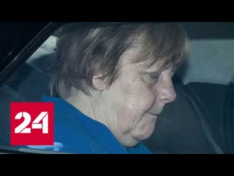 """Глава МВД Германии """"тонет"""" и хочет забрать с собой Меркель - Россия 24"""