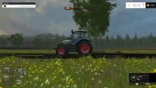 Обзор карты My little Country 2015 v1.2  RUS для FARMING SIMULATOR 15