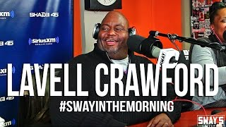 Lavell Crawford Shares Awkward Sex Positions, and Talks Upcoming Tyler Perry Role | Sway's Universe