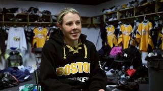 Boston Blades: the 1st Boston Professional Women