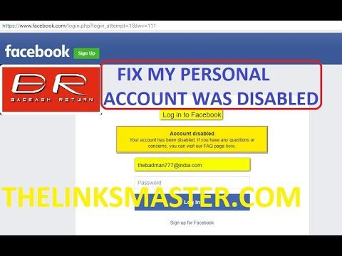 enable facebook account after being disabled and dating
