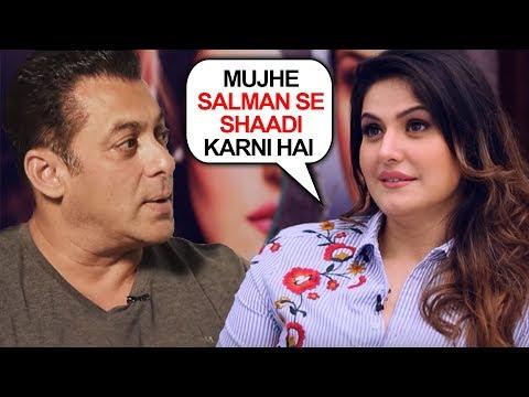 Zareen Khan Wants To MARRY Salman Khan | SHOCKING Statement | Salman Khan Marriage