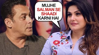 Zareen Khan Wants To MARRY Salman Khan | SHOCKING Statement | Salman Khan Marriage