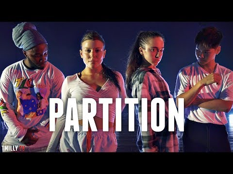 Beyoncé - Partition - Dance Choreography by Willdabeast Adams ft Sean Lew & Kaycee Rice TMillyTV