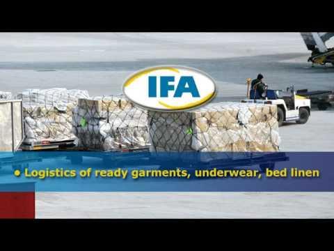 Textile logistics in Europe