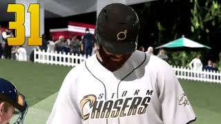 "MLB 15 The Show - Road to the Show - Part 31 ""Moises Let Me Down"" (Gameplay & Commentary)"