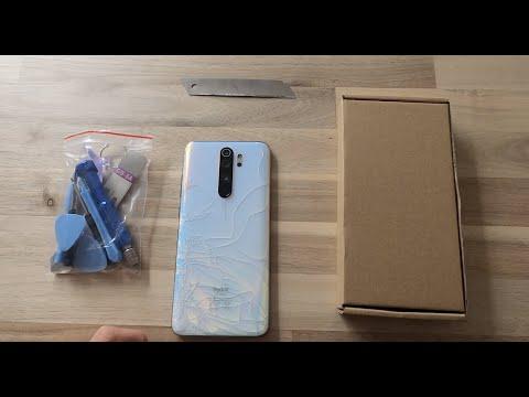 Redmi note 8 pro back glass repair Australia english