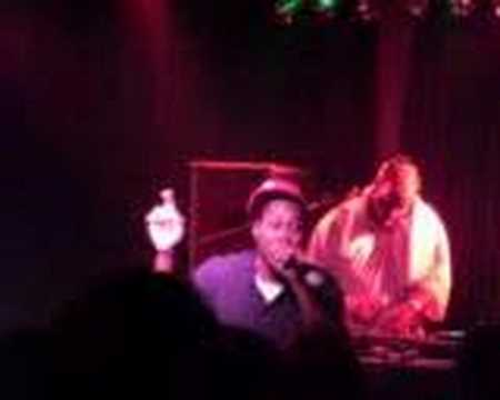 Slum Village - The Manual (Live)