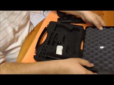 Présentation pistolet HK SFP9