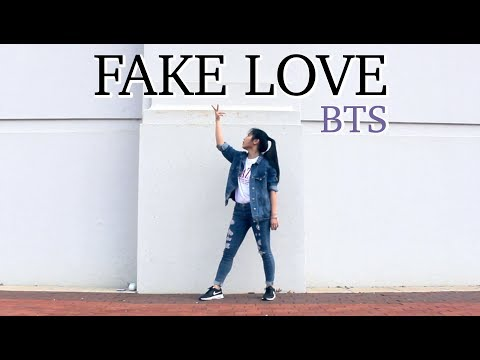 BTS 방탄소년단 FAKE LOVE Lisa Rhee Dance Cover