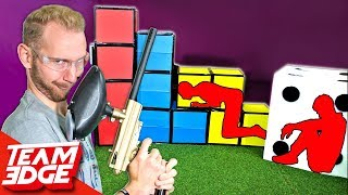 Download GIANT Prop Hunt IRL | Paintball Edition!! Mp3 and Videos