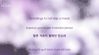 Finally now lyrics - SNSD Sunny - [Eng.  Rom.  Han. Viet]