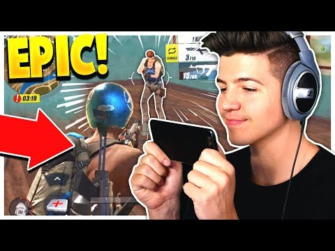 120 PLAYER BATTLE ROYAL on a PHONE?... (EPIC!)