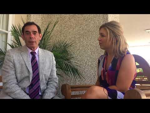 Preview of Dr Mark Gordon Interview - Rachael D'Aguiar
