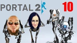Portal 2 Co-op z Judytą #10