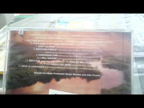 Rio 2 Soundtrack MIP