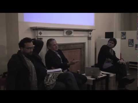 Double Evil: A talk with Matthew Fuller, Andrew Goffey and Eyal Weizman
