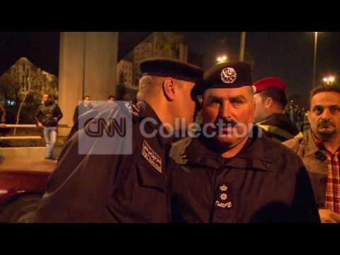 JORDANIANS RALLY IN AMMAN FOR MURDERED PILOT