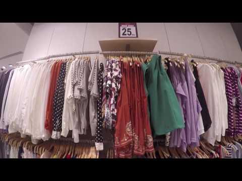 VLOG: Дубай/Где купить брендовые вещи со скидкой/Недорогие магазины одежды/магазин Brands For Less