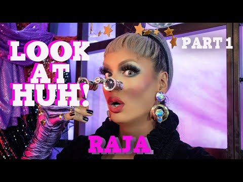RAJA on Look At Huh Halloween - Part 1