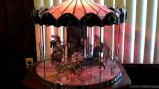 Stained Glass Carousel