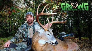 Bow Hunting Kansas: New Bow, Big Buck!