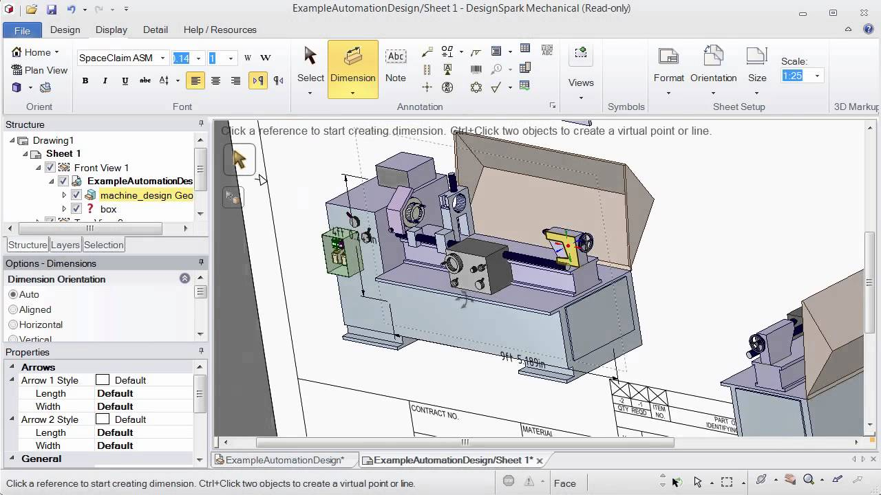 DesignSpark Mechanical add-on modules