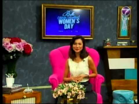 International Women's Day, Bella NTV7 (9 March 2015)