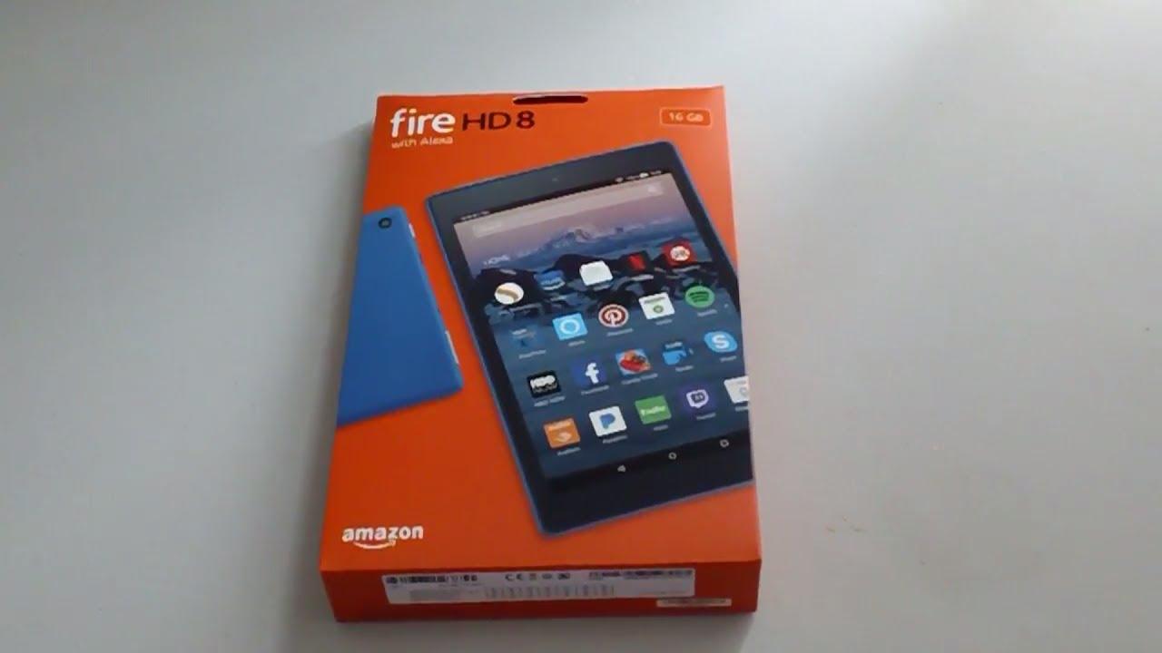 Amazon Fire HD 8 (7th generation)