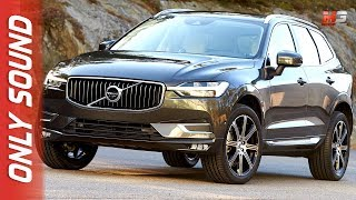 New volvo XC60 D5 2017 - first test drive only sound