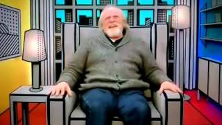 James Cosmo gets the giggles!